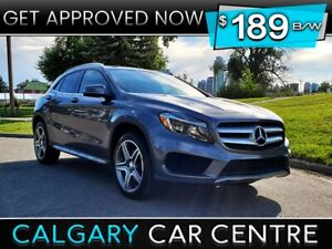 2015 GLA-Class $189 B/W TEXT US FOR EASY FINANCING 587-317-4200