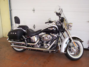 2007 Heritage Softail Deluxe