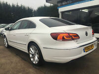 Volkswagen CC 2.0TDI ( 140ps ) BMT DSG 2013MY GT