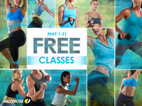 Free Classes All Month