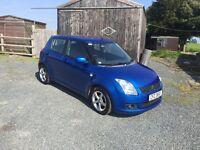 2010 Suzuki swift sz3 diesel (cheap tax)