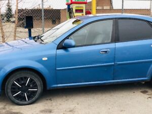 2005 CHEVROLET OPTRA ($1000 ) need some repair approx $7-$800