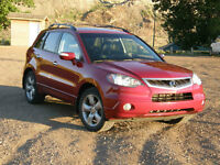 2007 Acura RDX Technology package SUV, Crossover