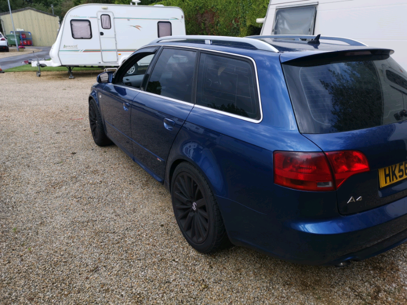Audi a4 s line b7 2 0tdi 170bhp special edition | in Banbury, Oxfordshire |  Gumtree