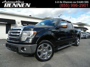 Ford F150 LARIAT ECOBOOST SUPERCREW 2014