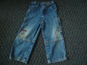 Boys Size 3X Tonka Jeans