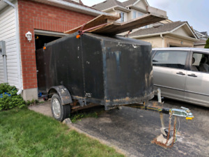 4x4x8 TRAILER FOR SALE MUST GO $500 OBO