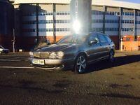 Jaguar x type estate 2.2d sport