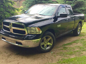 2013 Dodge Power Ram 1500 Sxt Pickup Truck