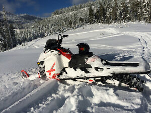 Skidoo Summit x 154