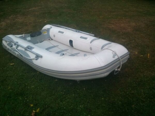 Used 2008 Mercury Inflatables 310 Airdeck Hypalon