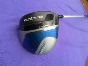 Cobra Amp Cell Driver  10 5 Degree Adjustable London Ontario image 1
