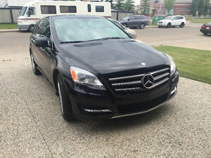 2011 Mercedes-Benz R350 Bluetec 4Matic SUV, Crossover