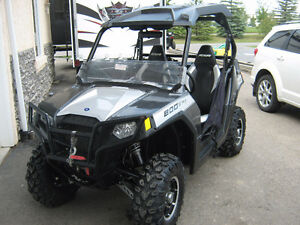 2012 POLARIS RZR 800 TRAIL