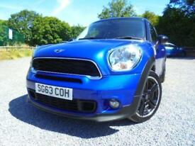 Mini Paceman Cooper 2.0 SD Coupe in Starlight Blue - Manual Diesel