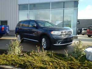 New 2016 Dodge Durango Limited AWD Finance from 0% London Ontario image 2