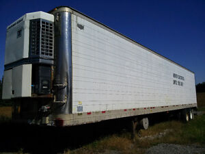 Reefer Trailer for Sale!!!