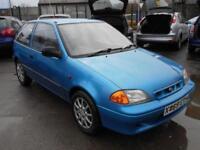 2000 Subaru Justy 1.3 GX 3dr