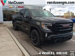 2019 GMC Sierra 1500 Elevation  -  Bluetooth