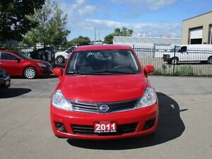 2011 Nissan Versa 1.8 ONLY $ 6500 Stratford Kitchener Area image 2