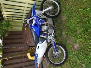 2000 Yamaha yz426f with ownership