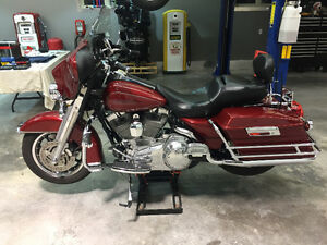 2007 Harley Davidson Electra Glide LOW MILES & MINT COND