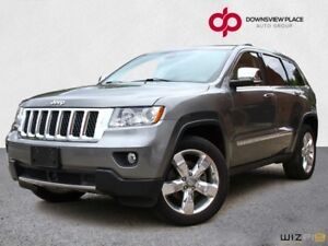 2013 Jeep Grand Cherokee OVERLAND FULLY LOADED | NAVIGATION | RE