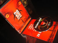 DVD-28 JOURS PLUS TARD/28 DAYS LATER-FILM/MOVIE