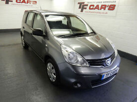 2012 Nissan Note 1.5dci Visia - LOW MILEAGE / FINANCE AVAILABLE!