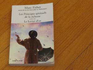 --MARC FISHER #PRINCIPES SPI. ET LE LEVIER D'OR  /littérature