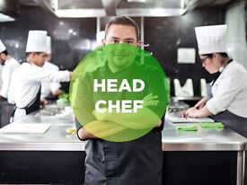 NEED HEAD CHEFS in LONDON NOW!