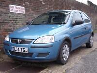 Vauxhall/Opel Corsa 1.0 Life 2004(04) 3 Door Hatchback