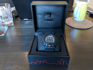 CASIO G-SHOCK 30TH ANNIVERSARY EMINEM XL 6900 GD-X6900MNM