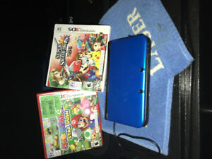 Selling a Nintendo 3dsxl  and games