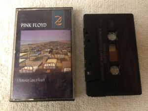 Pink Floyd a momentary lapse of reason - Cassette Tape