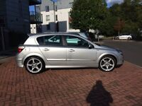 """Vauxhall Astra Sports 1 Year Mot Fully Modified 18"""" Alloy Wheels 5 Door Hatchback Excellent Runner"""