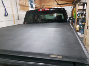 6.5ft tonneau cover