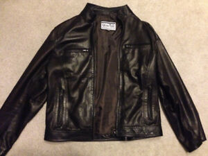 Italian Genuine Leather Jacket