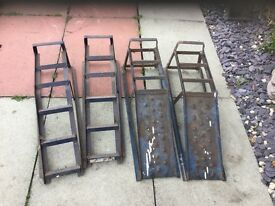 CAR RAMPS £20 each