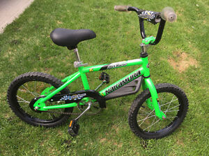 "Nakaruma kids bike (16"" wheels)"