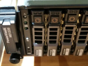 Dell PowerVault MD1220 24 x 600GB SAS 10K Hard Drive 2.5 $1100