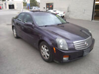 2006 Cadillac CTS LEATHER AND ROOF Sedan