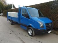 2008 Volkswagen Crafter CR35 LWB 2.5 109 DROPSIDE - TAIL LIFT