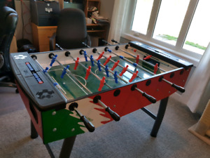 Table Foosball Kijiji In Alberta Buy Sell Save With Canadas - Italian foosball table