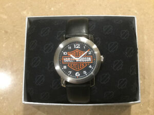**Harley Davidson** Bulova Watch  - Model #76AO4