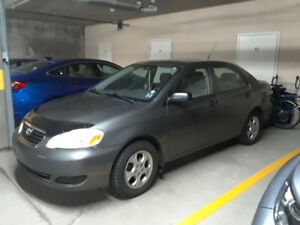 2005 Toyota Corolla CE Manual - Lady Owned
