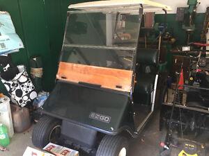 FS: EZ-GO Gas Golf Cart - **EXCELLENT** Condition