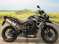 Triumph Tiger 800 XRX 2015 *Arrow exhaust, Cruise control, 1 Owner*
