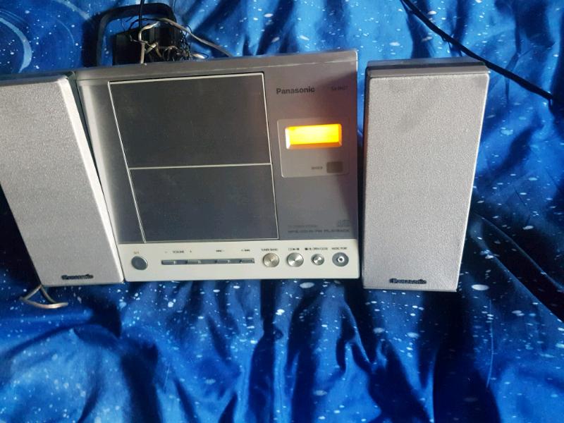 Panasonic cd player | in Rubery, West Midlands | Gumtree