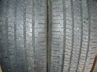 Two Goodyear Tires  205/75/14